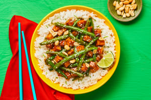 Sweet Chili Tofu Rice Bowls image