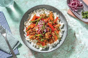 Sweet Chilli Pork Stir-Fry image