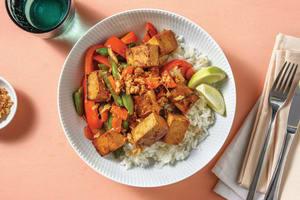 Sweet Chilli Tofu & Veggie Stir-Fry image