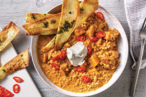 Indian Sweet Potato & Coconut Dhal image