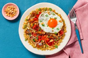 Sweet & Spicy Szechuan Veggie Stir-Fry image