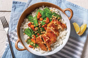Sweet & Sticky Chicken Thighs image