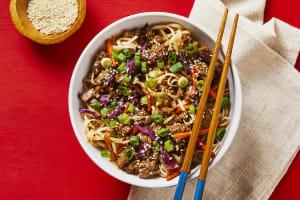 Szechuan Beef Noodles image