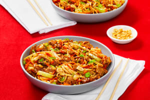 Szechuan Pork Ramen Stir-Fry image
