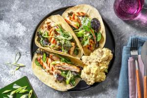 Chicken Bulgogi Tacos image