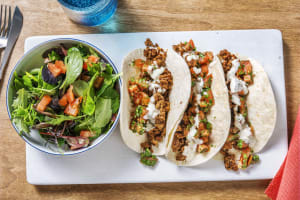 Lamb Tacos and Fresh Pico de Gallo image