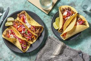 Tacos med nötfärs image