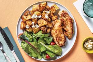 Tahini & Honey-Glazed Chicken image