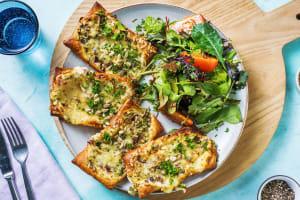 Tartelettes mit Zucchini und Käse image