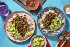 Teriyaki Beef Mince image