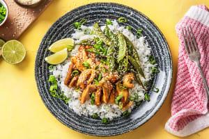 Teriyaki Chicken Stir-Fry image