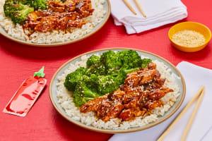 Teriyaki-Style Chicken Stir-Fry image
