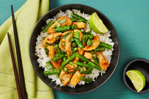 Thai Basil Chicken Stir-Fry image