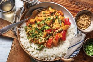 Thai Pumpkin & Veggie Red Curry image