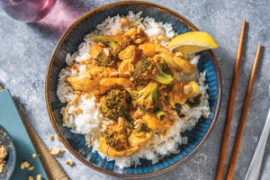 Thai Red Chicken Curry image