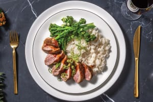 Thai-Spiced Duck Breast image
