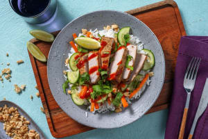 Thai-Spiced Pork and Lemongrass Rice image