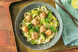 Thai-Spiced Pork Meatballs image