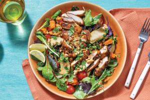 Thai-Style Chicken & Roast Sweet Potato Salad image