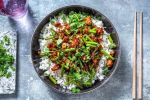 Thai Style Pork Rice Bowl image