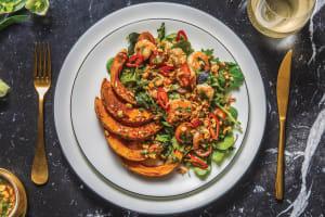Thai-Style Prawn Salad image