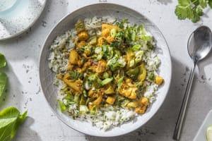 Thai Veggie Curry image