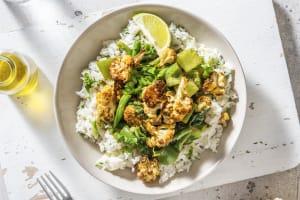 Thai Style Veggie Curry image
