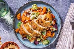 Thyme Chicken and Butternut Squash image