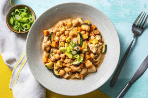 Tikka-Masala-Curry mit Pouletbrust image