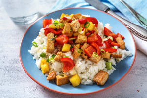 Sweet and Sour Tofu image