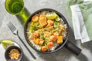 Tofu Massaman Curry image