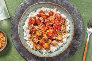 Tofu & Veggie Poke Bowl image