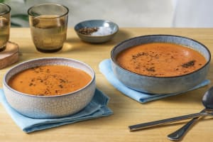 Tomato & Basil Soup image