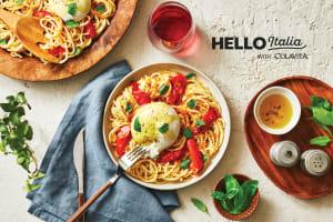 Tomato & Burrata Spaghetti Pugliesi image