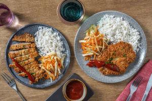 Tonkatsu : porc pané à la japonaise image
