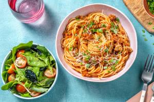 Traditional Spaghetti Bolognese image