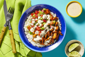 Surf's Up Chicken & Rice Bowls image