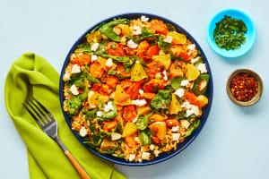 Tunisian Carrot Bulgur Bowls image