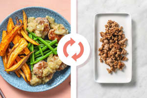 Turkey and Parmesan Patties image