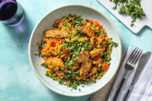 Turkey Biryani image