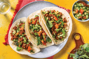 Turkish Spiced Beef Tacos image