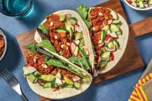 Easy Turkish-Spiced Beef Tacos image