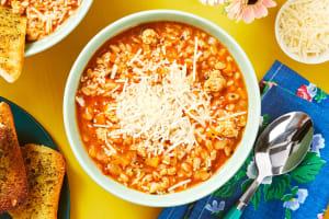 Tuscan Sausage and Farro Soup image