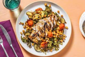 Tuscan Sheet Pan Chicken image