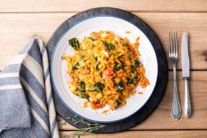 Orzo and Chorizo Casserole image