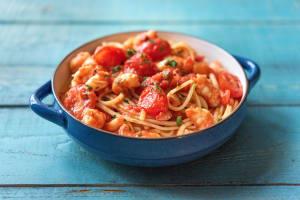 Spanish-Style Spaghetti image