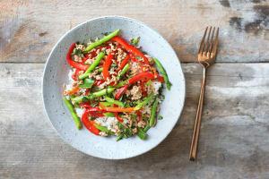 Thai Pork Stir-Fry image