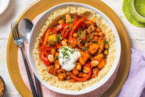 Roasted Vegetable Tagine image