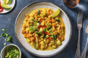 Vegetarisches Massaman-Curry image
