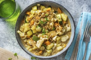 Vegetarisches Massaman-Curry image